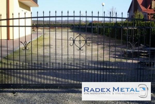 Bramy przesuwne Radex Metal Słupsk.JPG
