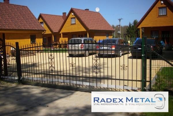 Bramy przesuwne Radex Metal Słupsk