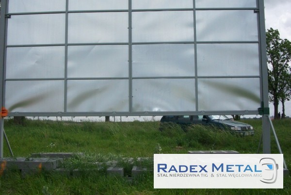 Konstrukcje stalowe Radex Metal Słupsk