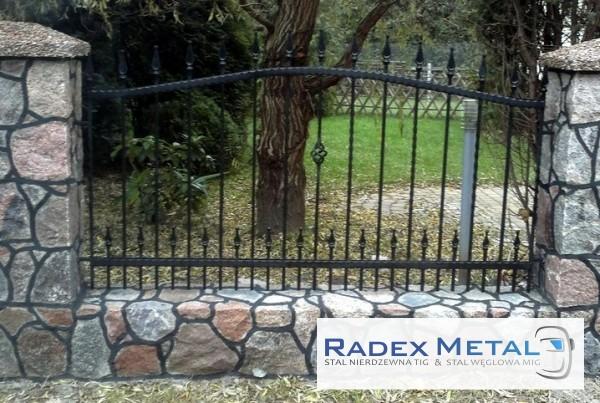 Ogrodzenia Radex Metal Słupsk