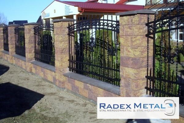 Ogrodzenia Słupsk Radex Metal .JPG