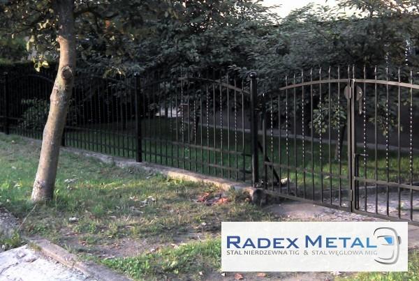 Ogrodzenia Radex Słupsk