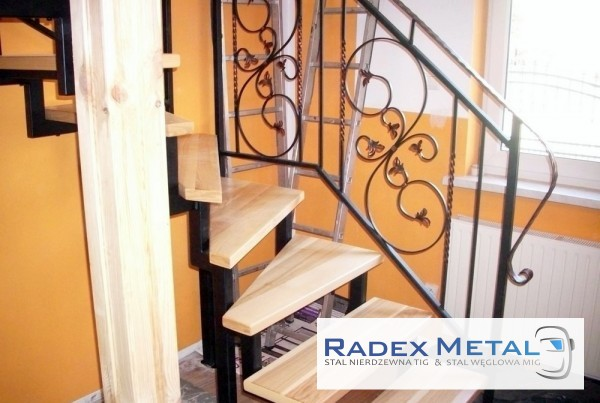 Schody Radex Metal Słupsk